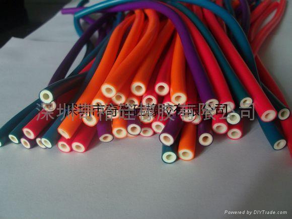 雙色乳膠管 1
