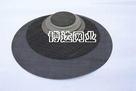 武汉铁丝网黑丝布 1
