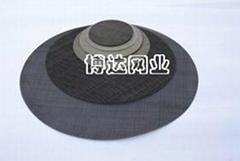 武汉铁丝网黑丝布