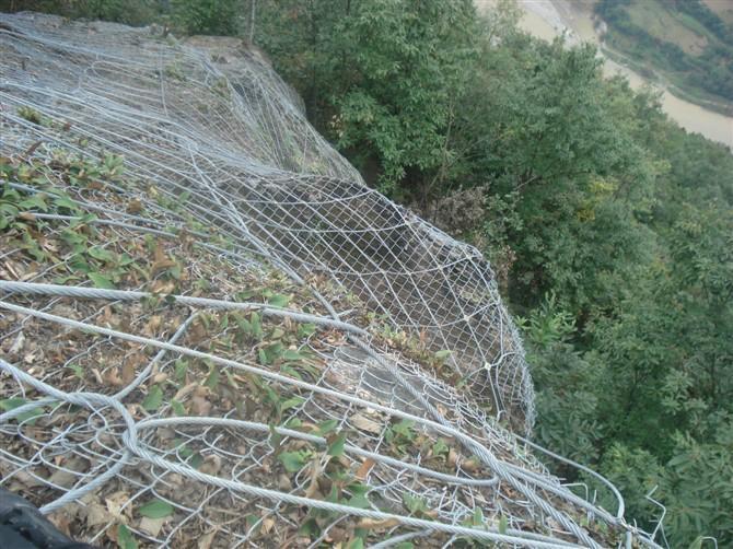 武汉边坡防护网 1