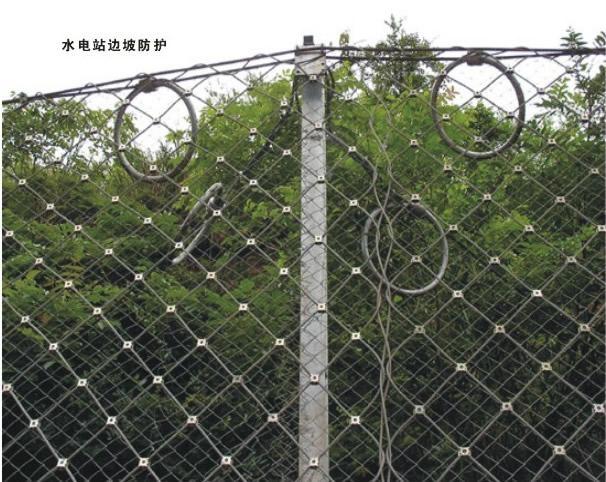 武汉边坡防护网 3