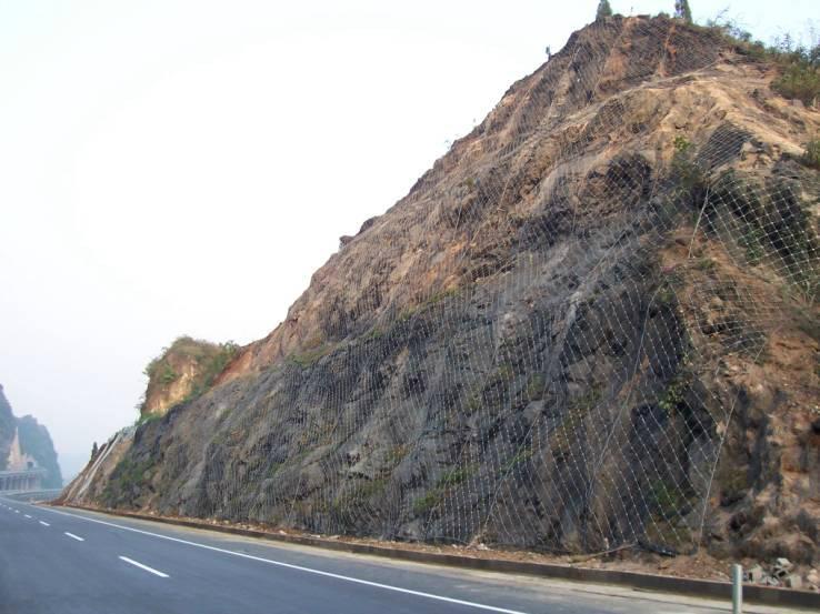 武汉边坡防护网 4