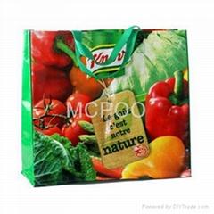 plastic advertising promotional bag