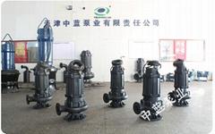 QW型潜污泵