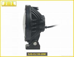 JGL LED driving light car work light 6''round headlight Cree bulb