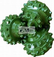 GHJ Series Tricone bits with metal sealing bearing