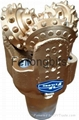 8 1/2 GHJ437T Tricone Bit with Metal Sealing for Oil Well Drilling