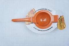 檸檬夾手動搾汁器,通過LFGB檢測 大號檸檬壓
