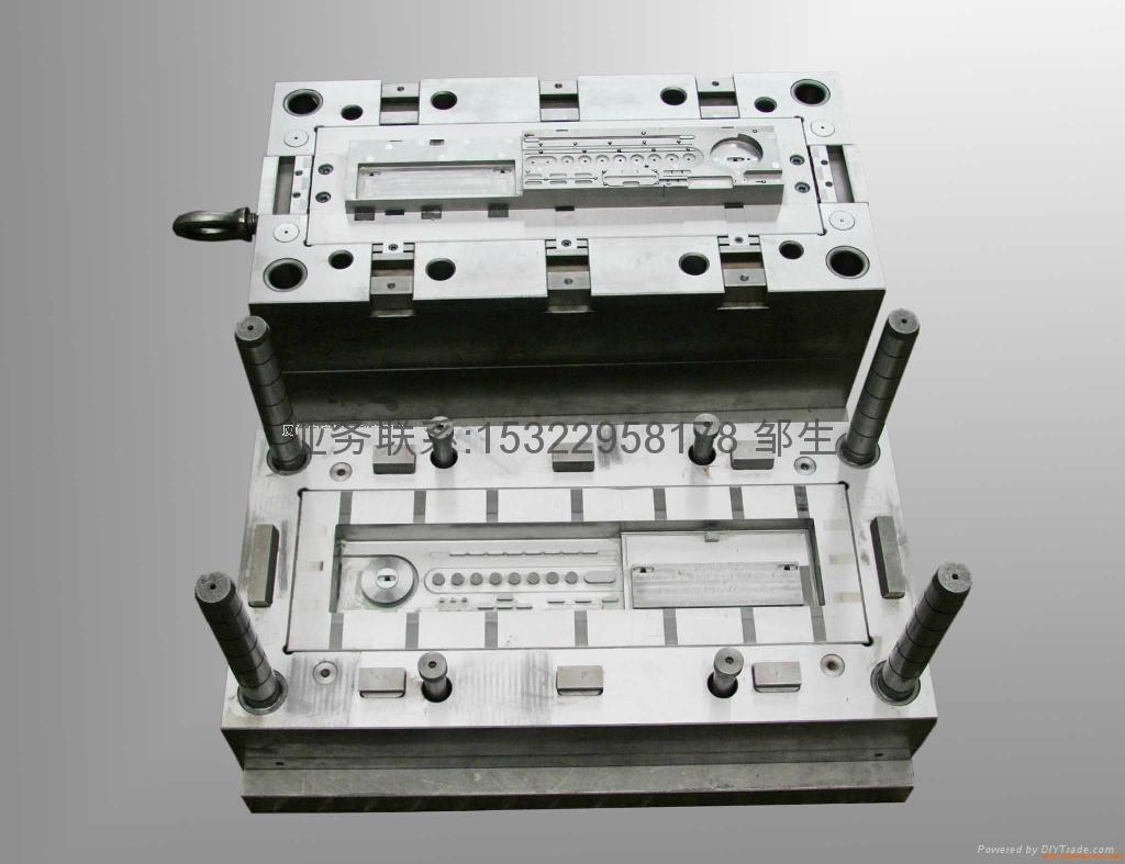 鋁合金模具 1