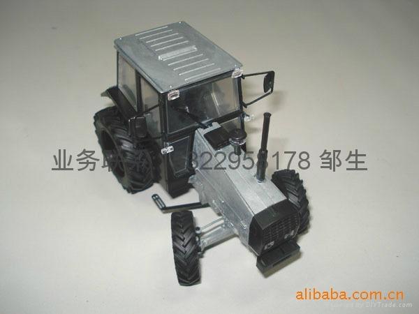 汽車模型模具 鋅鋁合金 2