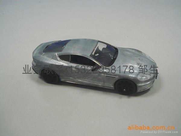 汽車模型模具 鋅鋁合金 3