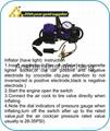 tyre emergency tools bag tyre sealer tyre sealant tyre inflator 2