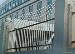 广东红顺缘锌钢护栏