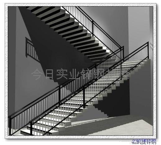 组装式锌钢栅栏 1