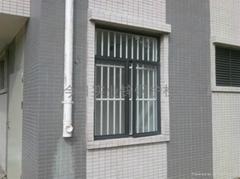 深圳红顺缘锌钢护栏