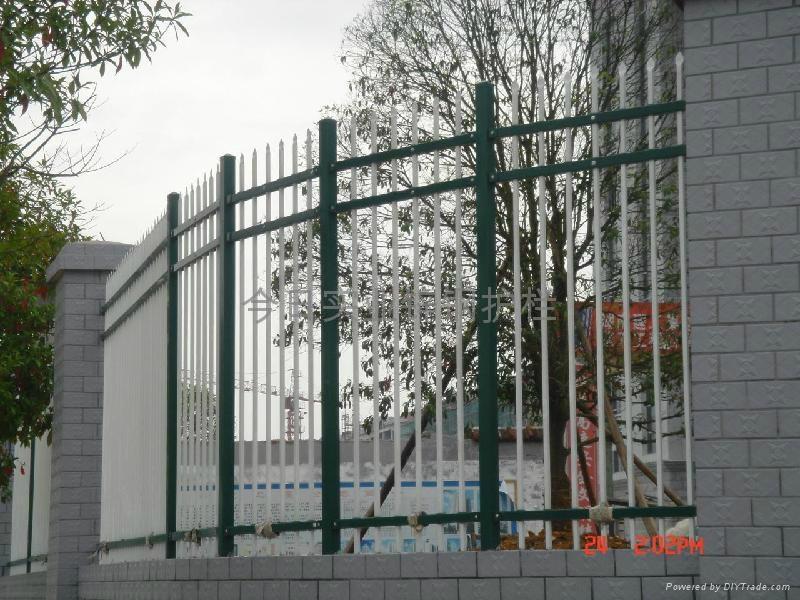 深圳红顺缘锌钢护栏 5