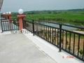 广东珠海锌钢阳台栏杆 3