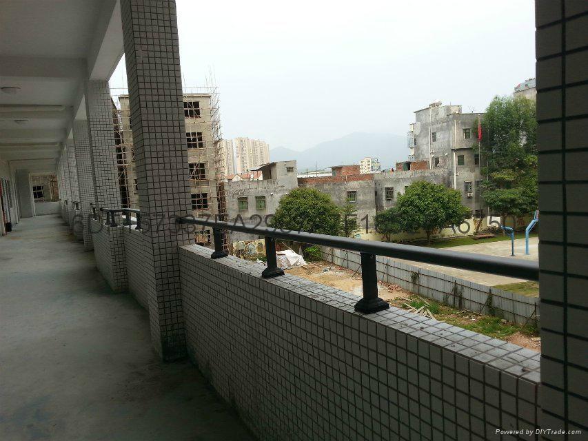 广东珠海锌钢阳台栏杆 2