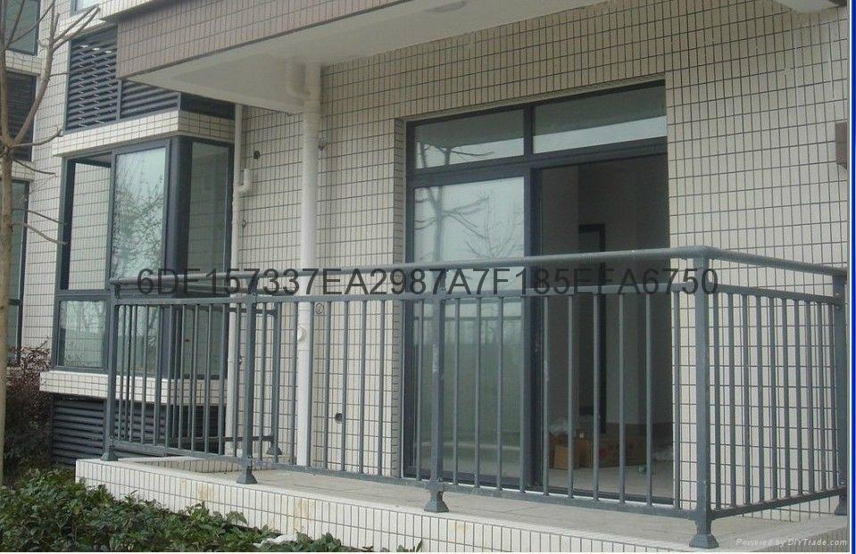 广东珠海锌钢阳台栏杆 1