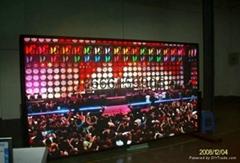 室內P7.62全彩顯示屏