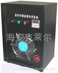 光觸媒施工專用臭氧機空壓機