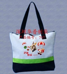 Best Sale Shoulder Canvas Bag, High Quality Canvas Bag, Promotional Shopping Bag