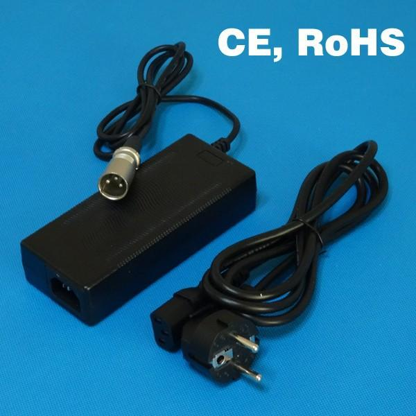 36V 2A Battery Charger Used For 36V Li Ion Battery Pack