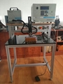 DP500 manual welding machine with working table