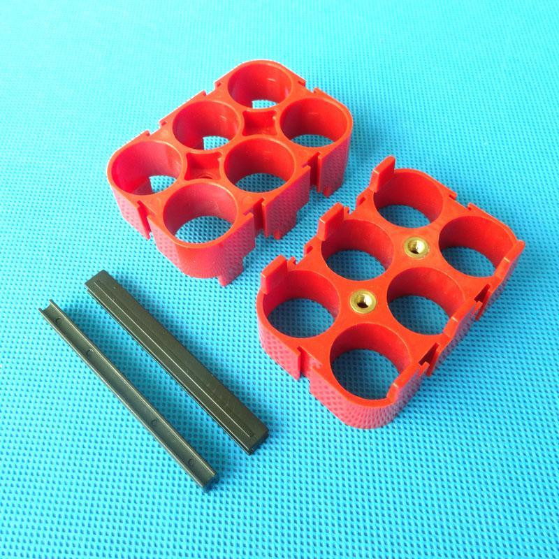 18650 6P battery holder