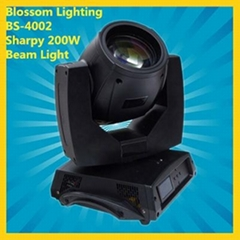 Sharpy 200W Moving Head Beam Light (BS-4002) (Hot Product - 1*)
