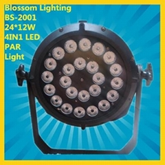 24*12W 4IN1 LED Par Can Light (BS-2001)