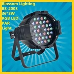36*3W High Power LED Par light (BS-2003)
