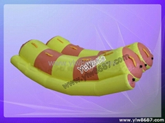 inflatable water park games equipment