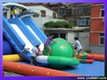 inflatable water park inflatable water