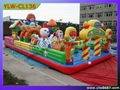 inflatable trampoline bouncer 1