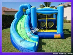 inflatable bouncer castl