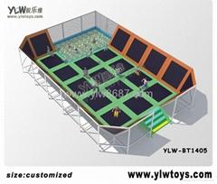 sport trampoline,amusement trampoline park,fitness trampoline