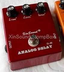 BBD Analog Delay Guitar