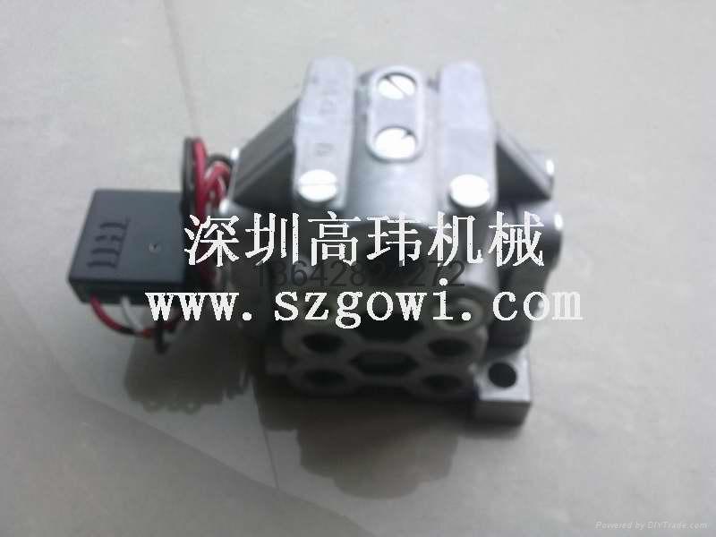 原裝石川島IHI-SK505電動黃油泵 3