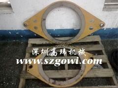 SEYI協易沖床SNC/SN1干式離合器剎車片