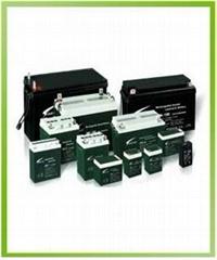 胶体太阳能蓄电池规格