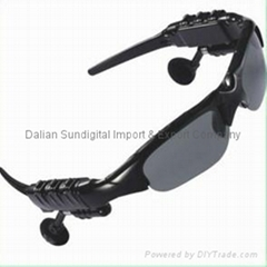 New Bluetooth Sunglasses Headset For Motorola Nokia