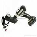 Get Pumped Drill Powered Air Pump Auto Bike ATV Tires Sports Balls Innertubes