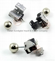 New fall protective switch/tilting switch/tip over switch/micro switch long life