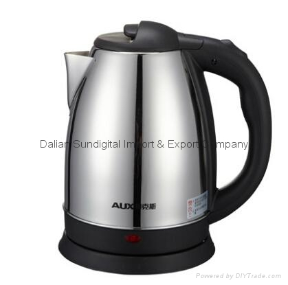 AUX AUX-208P1 stainless steel electric kettle automatic power off 2L 1