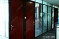 办公室成品玻璃隔断