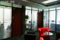 办公室成品玻璃隔断 2
