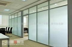 办公单层玻璃隔断