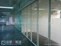 业明佳80系列办公室防火玻璃墙 3