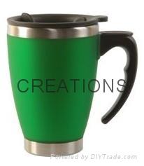 Stainless Steel Cofee Mug